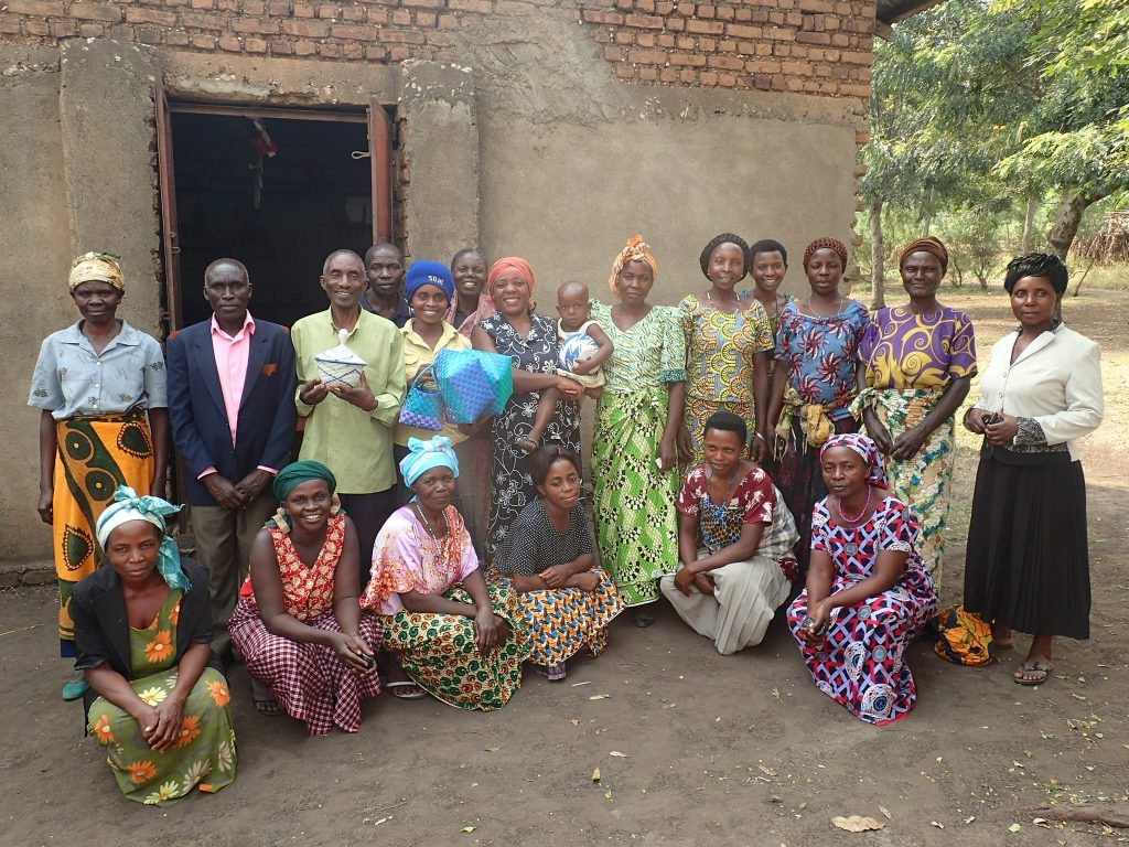 Parents of daughters in the girls' education program